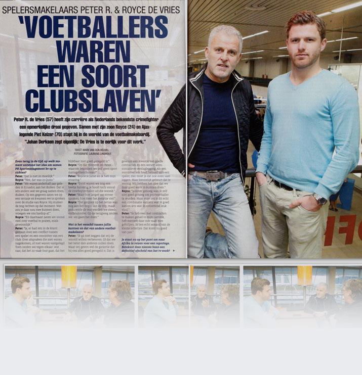 'Voetballers waren een soort clubslaven'